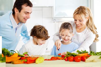 עקרונות לתזונה נכונה