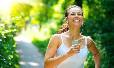פעילות גופנית לשמירה על הבריאות