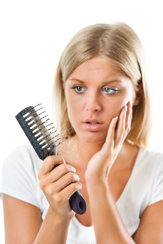 חוסר בויטמין D גורם לנשירת שיער