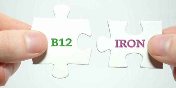 B12 וברזל – למה חשוב לשלב ביניהם?