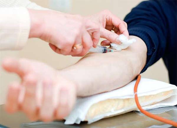 בדיקת דם לאנמיה