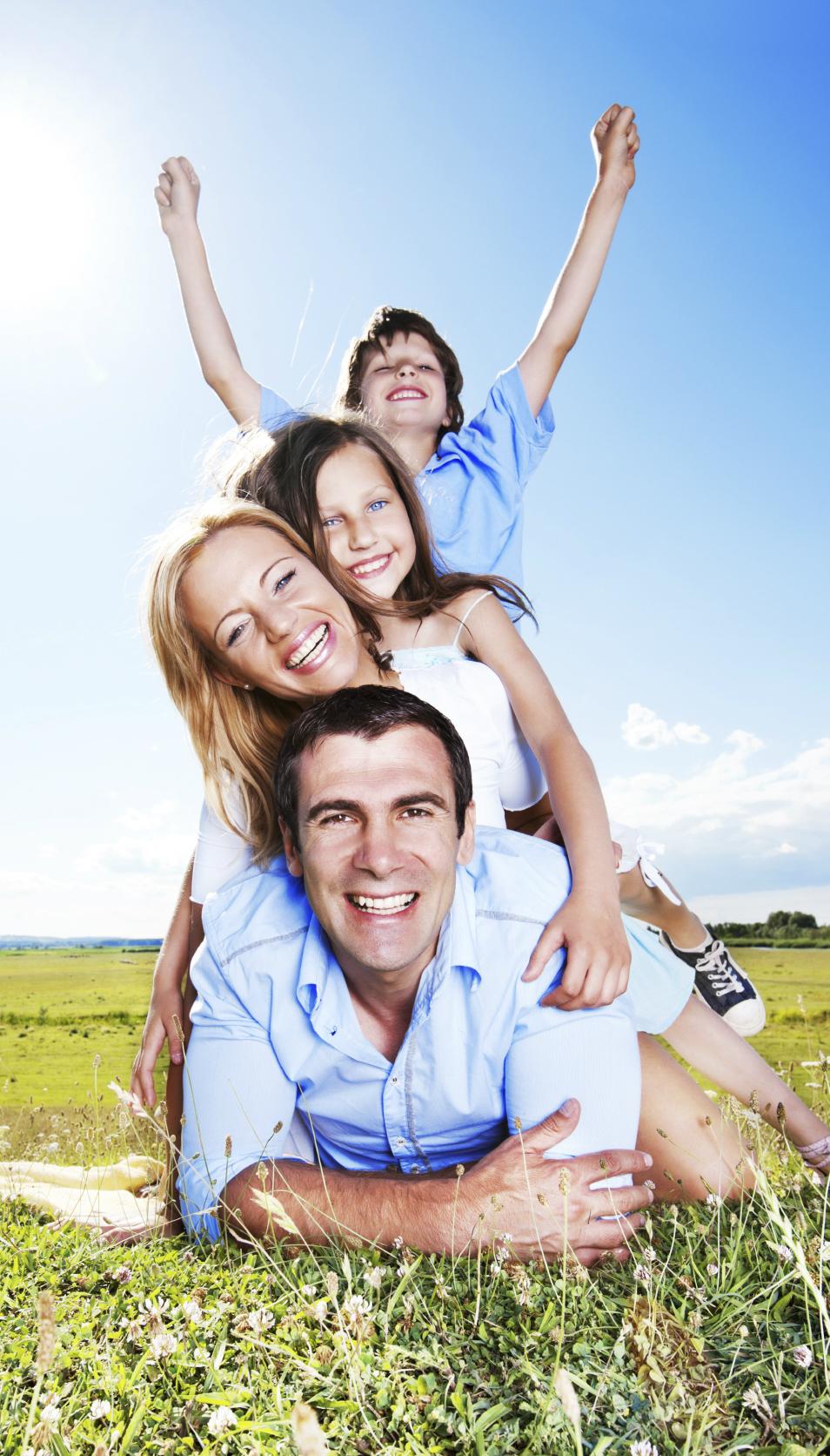 b12 happy family