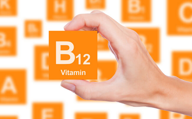 ויטמין B12