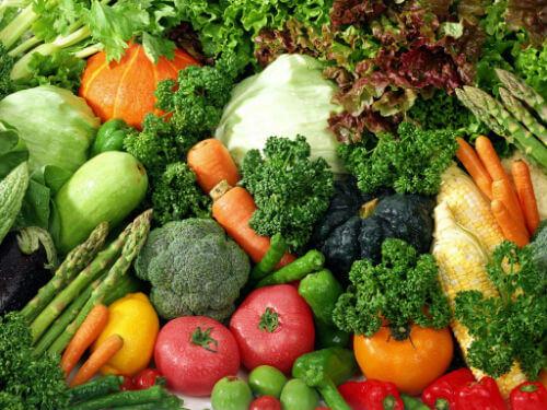 תזונה צמחית בריאה