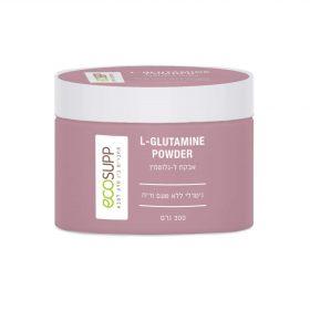 L-GLUTAMIN ל-גלוטמין