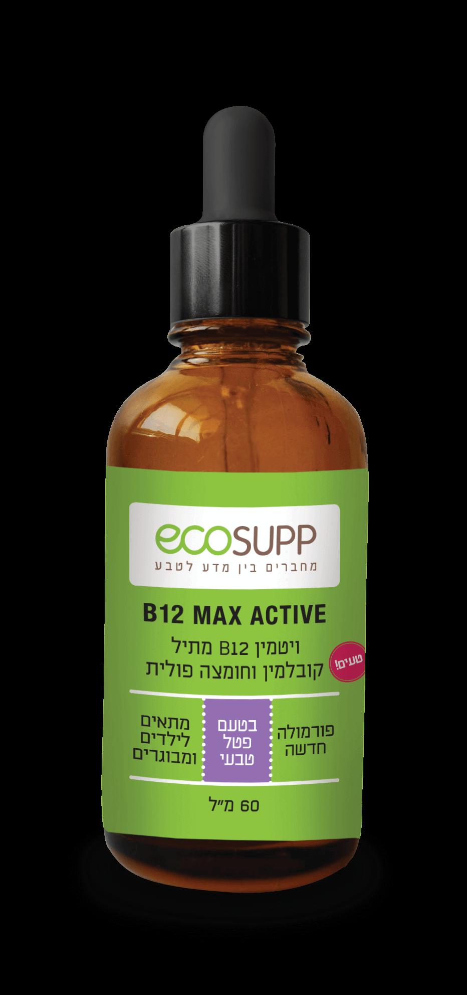 B12 MAX ACTIVE