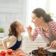 אכילה נכונה לילדים